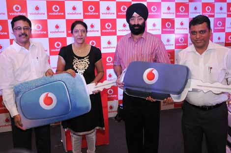 Vodafone Lottery Winner 2021