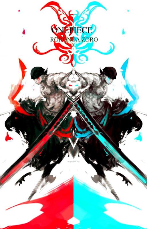 Roronoa Zoro One Piece Anime Hd Wallpapers Simple