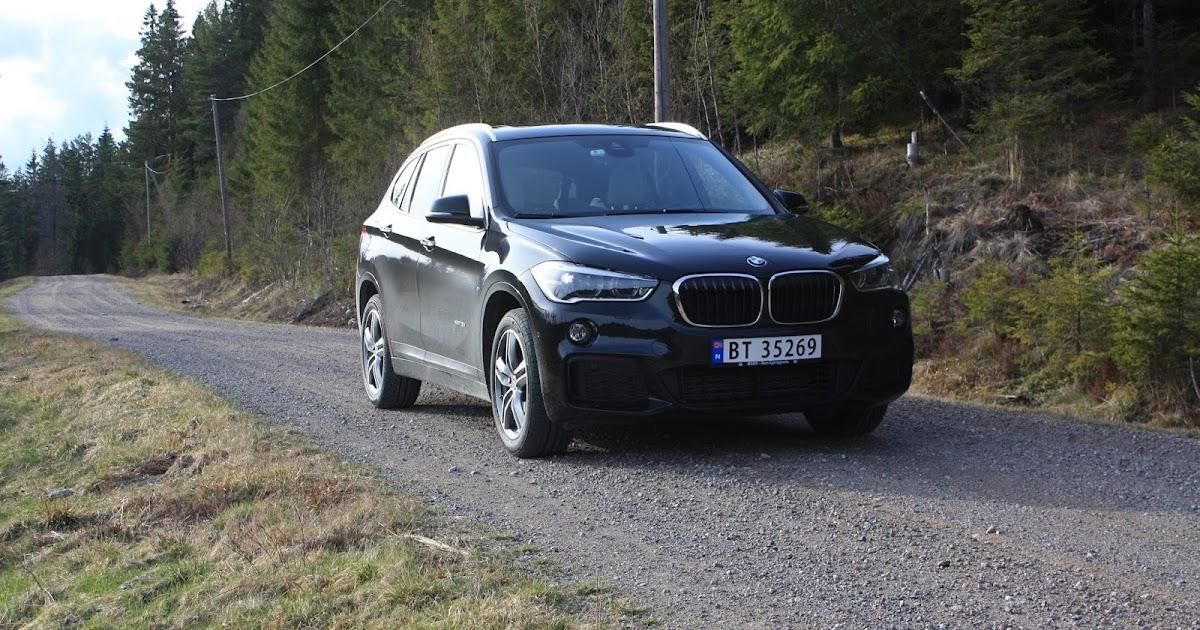 Bil Og Motorbloggen Test Bmw X1 Xdrive 18d