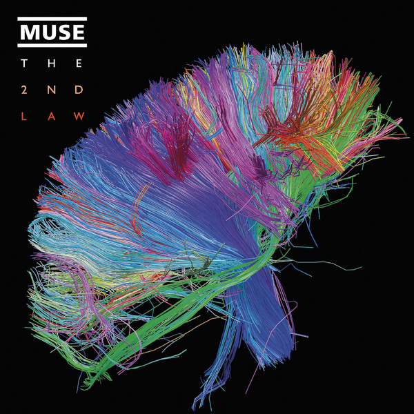 Muse - The 2nd Law (Deluxe Edition) Cover