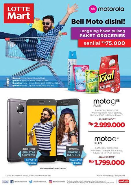 beli handphone bisa bawa pulang Gratis paket Groceries!