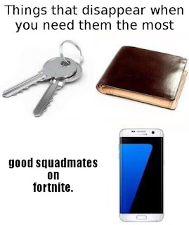 fortnite squadmates