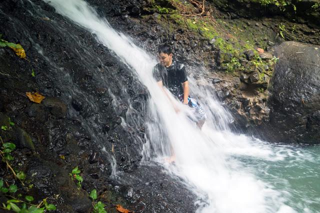 Mauban Falls Morong Bataan