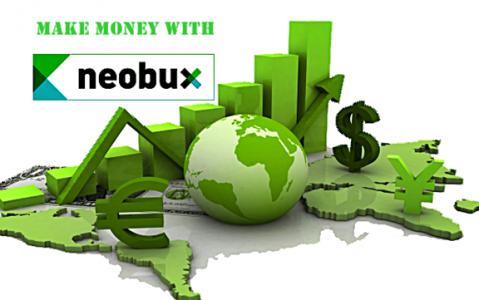 ربح المال من موقع neobux  لمدة 5 دقائق باليوم