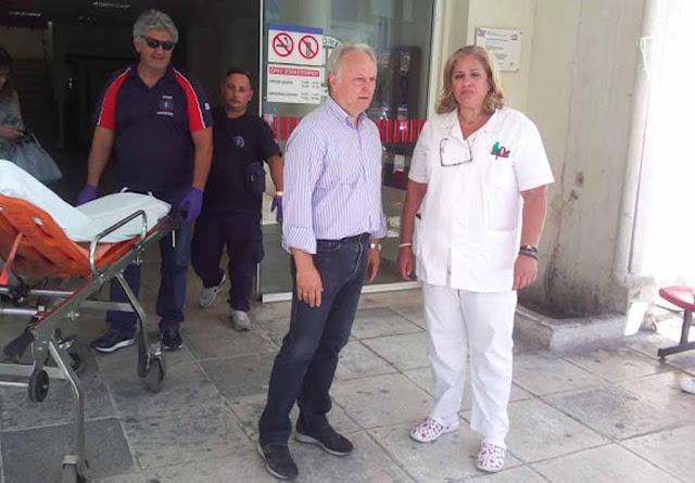 Παρέμβαση Ανδριανού στη Βουλή για τα σοβαρά προβλήματα στη χειρουργική κλινική της Ν.Μ. Ναυπλίου