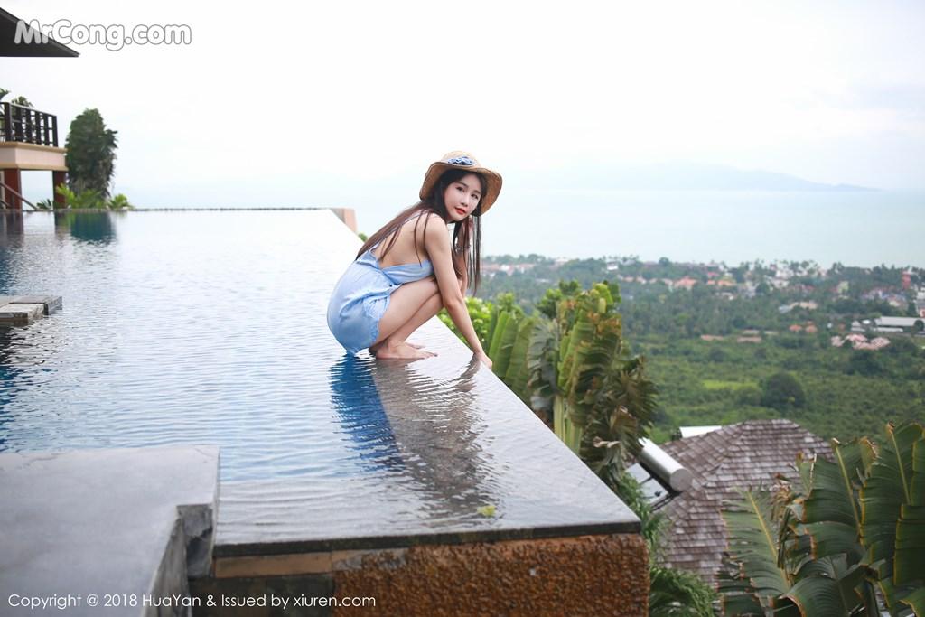 Image HuaYan-Vol.057-Xiao-Mo-Lin-MrCong.com-011 in post HuaYan Vol.057: Người mẫu Xiao Mo Lin (小沫琳) (41 ảnh)