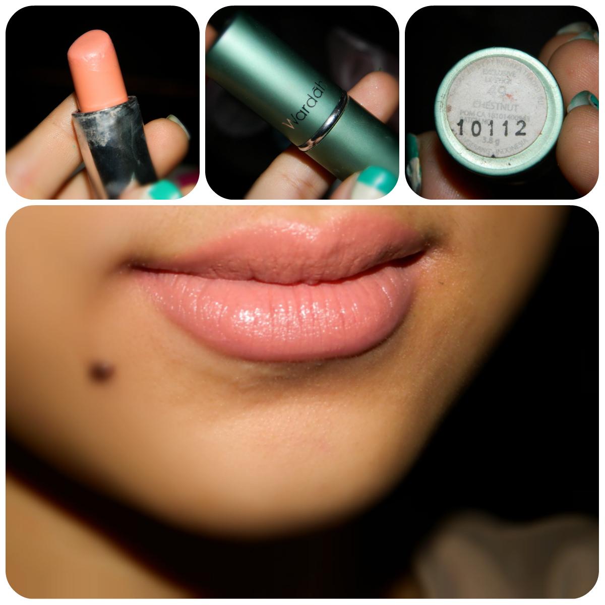 warna lipstik wardah warna lipstik wardah