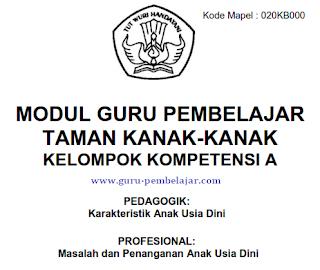 modul tk paud pkb 2017