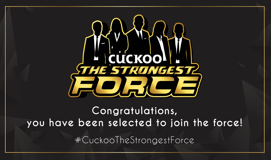 cuckoo the strongest force