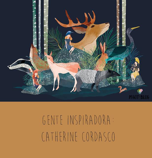 Gente inspiradora: Catherine Cordasco