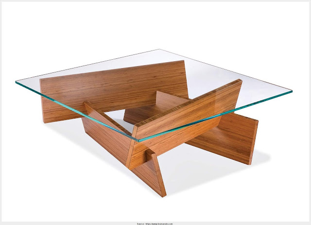 Most Inspiring Glass Wood Coffee Table Graphic