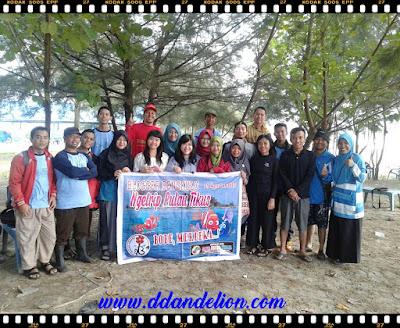 Komunitas Blogger Bengkulu Goes to Pulau Tikus