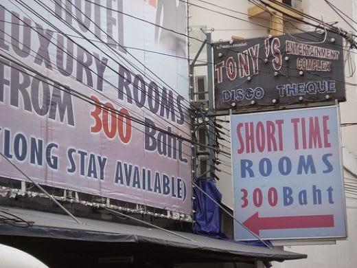 Guest Friendly Short Time Hotels Bangkok
