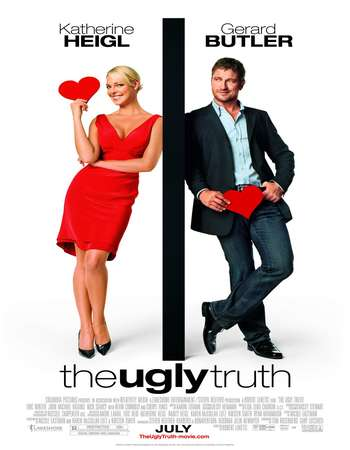 Poster Of The Ugly Truth 2009 Hindi Dual Audio 450MB BRRip 720p ESubs HEVC Free Download Watch Online downloadhub.in