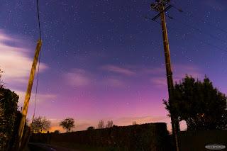 Aurora in France