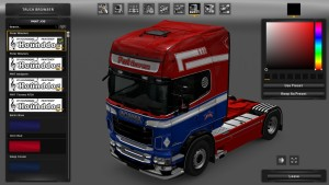 Peter Wouters Thermo Truck Skin Pack