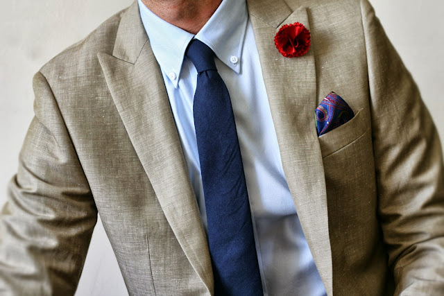 Indochino Linen Suit Review