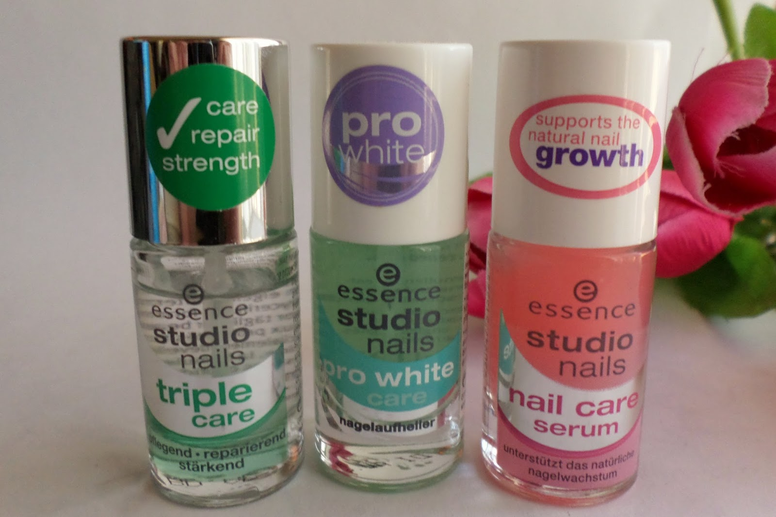 Pink & Purple Dots: {Review} - New Nail Product Releases from Essence