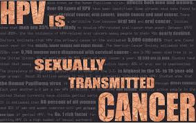 Does HPV cause cancer in males