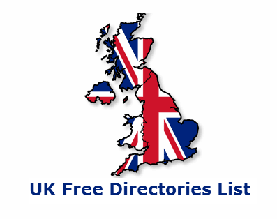 UK Free Directories List