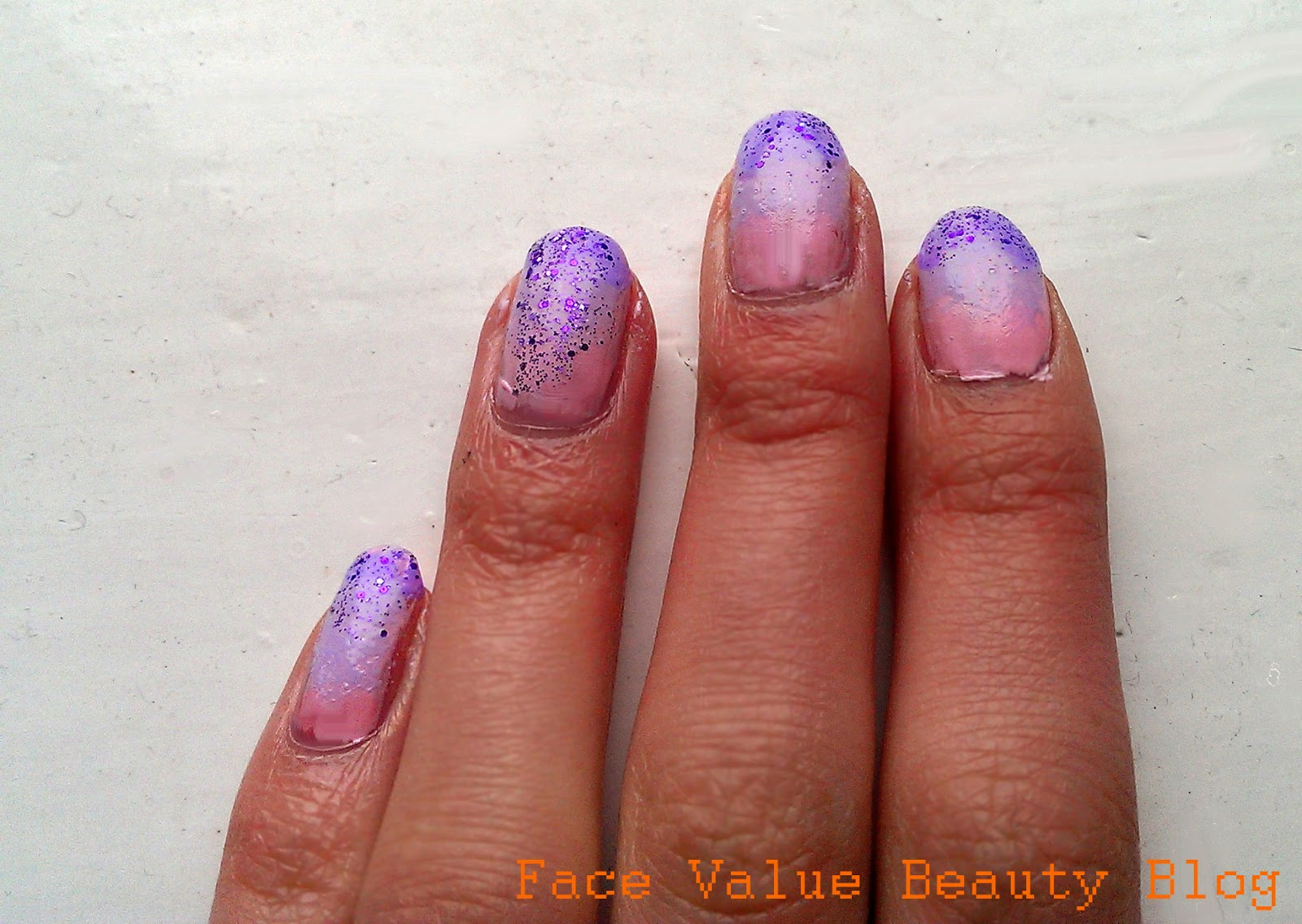 porter magazine beauty blog ombre nails wedding outfit