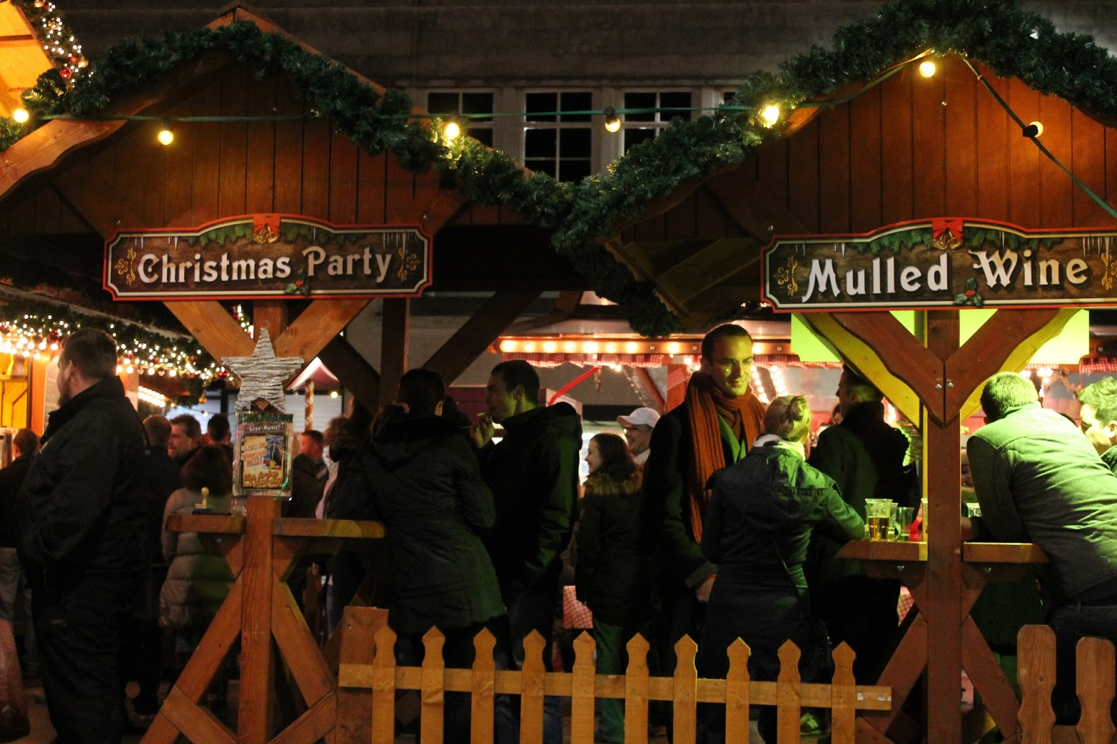 Southampton German Christmas Market
