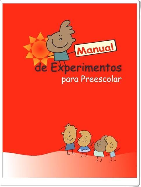 """""""Manual de Experimentos para Preescolar"""""""