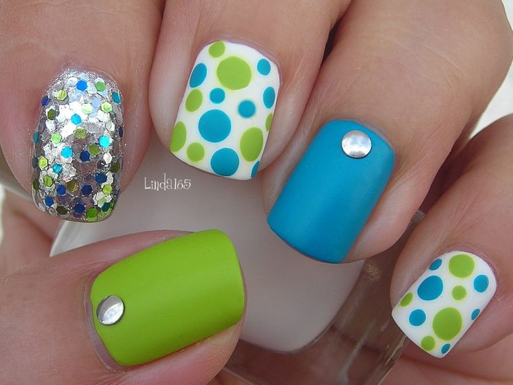 Vibrant Nail Art Ideas for Summer to Inspire From