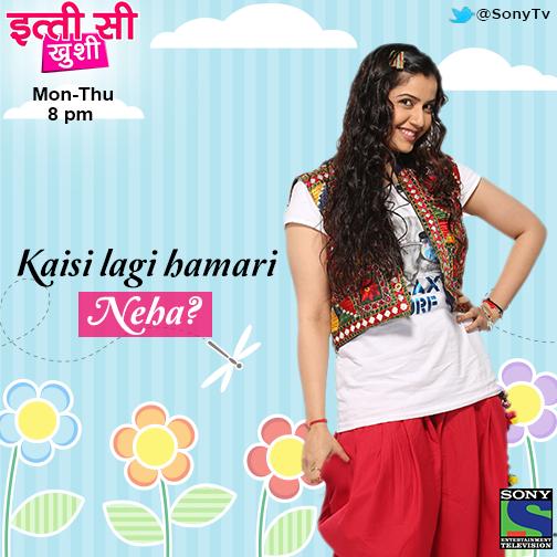 Itti Si Khushi Episode 23 - 4th November 2014 | The Drama TV