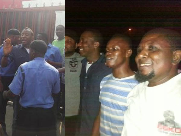 Why we arrested Sahara Reporters founder, Sowore - Police
