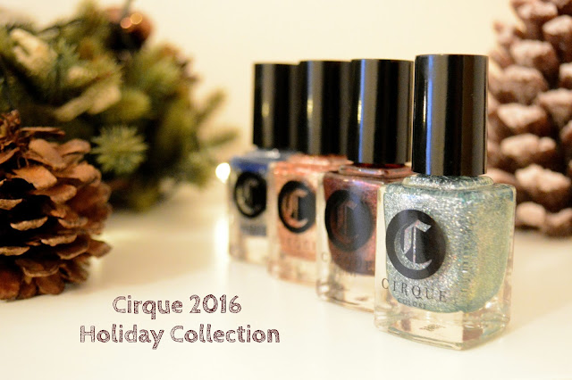 christmas cirque collection review furious filer flakes metallic