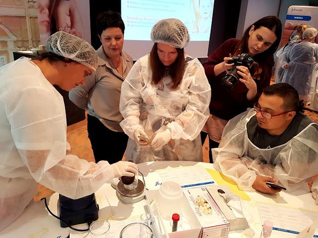 sprawdzone udowodnione , czyli cała prawda o kosmetykach dla dzieci - Johnson's Baby - warsztaty dla blogerów - spotkanie blogerów -kosmetyki dla dzieci - pielęgnacja niemowlaka - pielęgnacja dziecka
