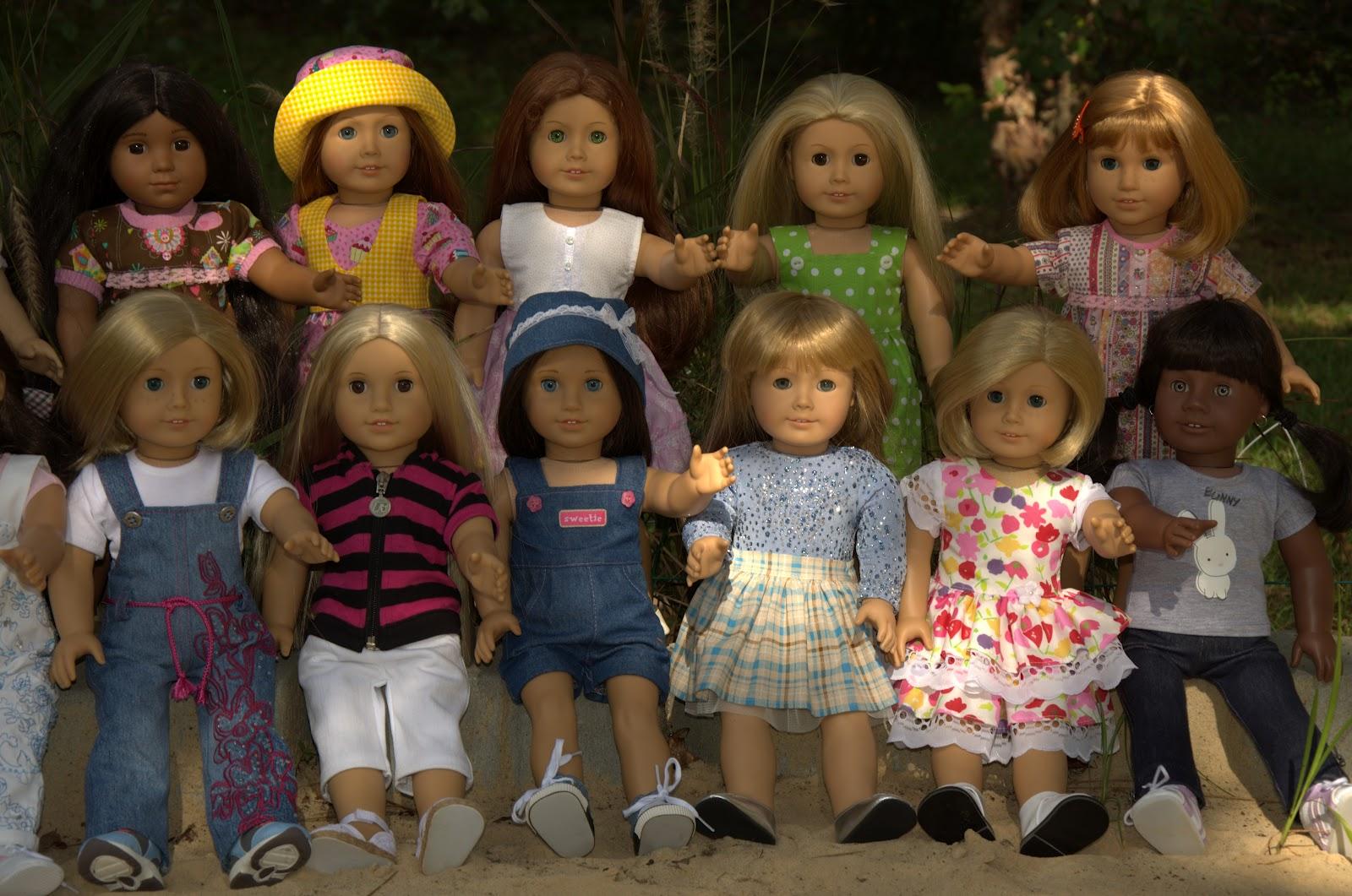 American Girl World : dolls world all my american girl dolls ~ Russianpoet.info Haus und Dekorationen