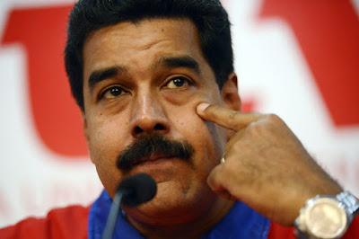 El presidente de la República, Nicolás Maduro, pasó este domingo a nutrir nuestra sección de El Chiste del Día.