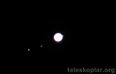 Lizer 114f1000eq ile gözlemlenecek gezegenler