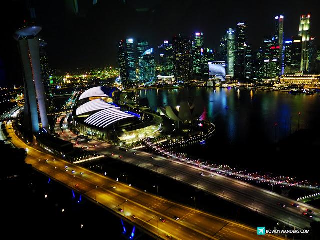 bowdywanders.com Singapore Travel Blog Philippines Photo :: Singapore :: Singapore Flyer, Photo Essay: How To Elevate The Singapore Skyline Experience