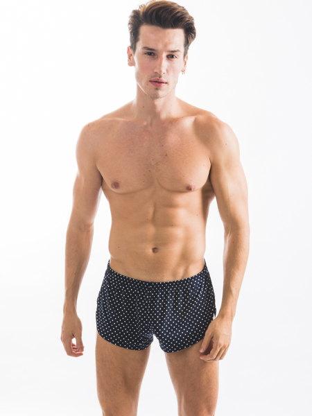 N2N Bodywear Edison Split Short ショートパンツ