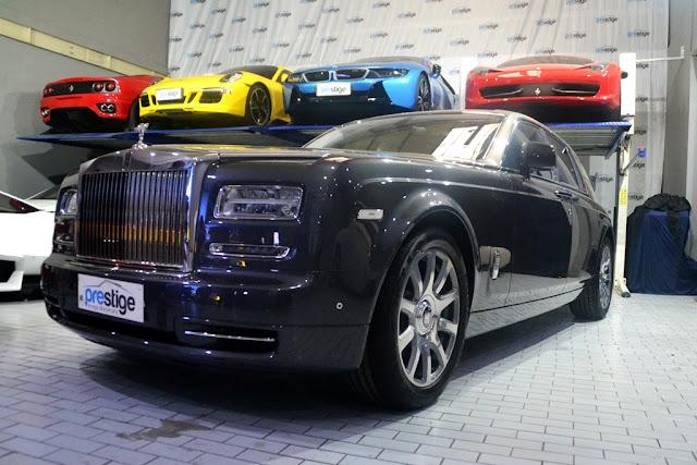 Harga Rolls-Royce Phantom Indonesia