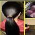 علاج طبيعي فعال يقضي علي الشعر التالف