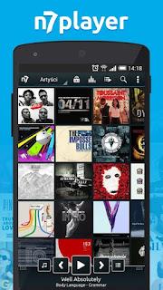 n7player Music Player Premium APK - 1