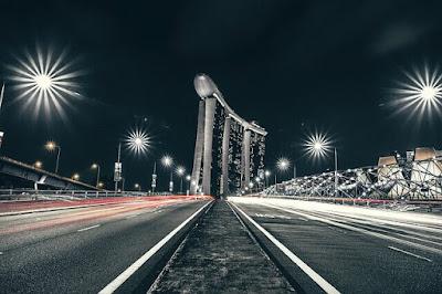 """можете да направите уличното осветлени да """"блесне"""" във вашите нощни снимки"""