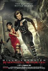 Resident Evil 5 Retribution ผีชีวะ 5 สงครามไวรัสล้างนรก (2012)