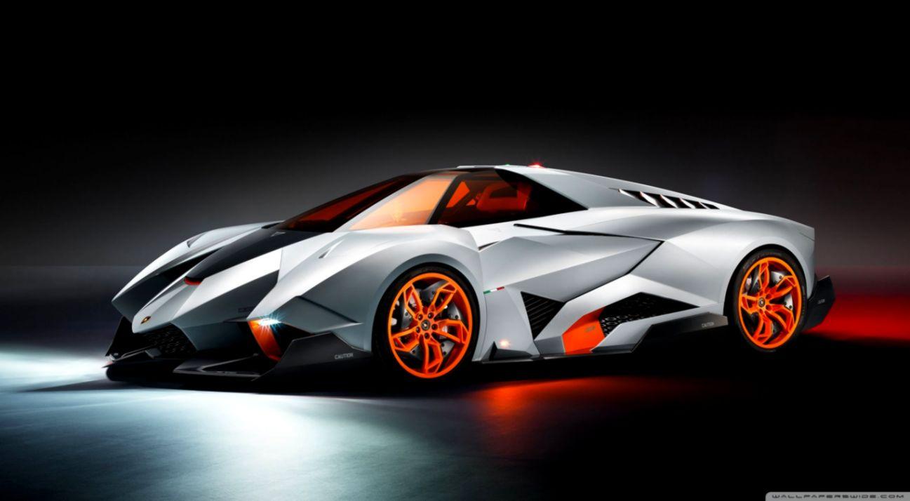 Lamborghini Egoista ❤ 4K HD Desktop Wallpaper for 4K Ultra HD TV