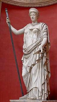 El dios Olimpico Deméter