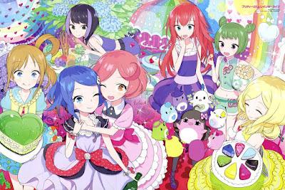 Pretty Rhythm: Rainbow Live Episode 01-51 Subtitle Indonesia [Batch]