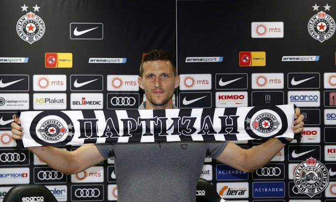 Milan Mitrović sedmo ovoletošnje pojačanje!