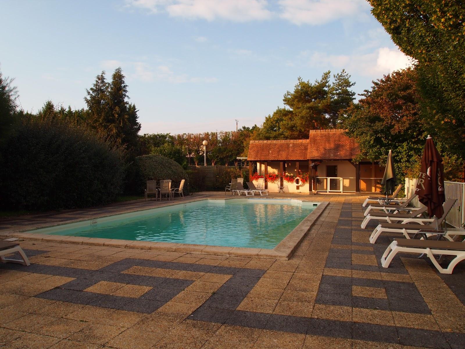 Un week end deux aux jardins de deauville avec vacances for Piscine 3 villes