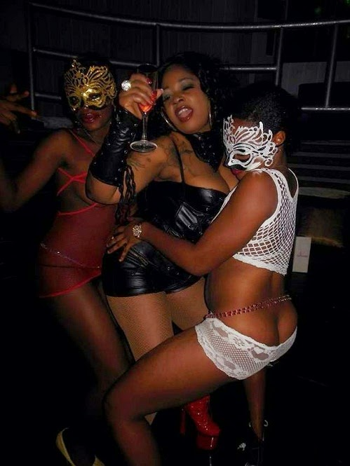 Porn Queen, Afrocandy Goes Wild At Lagos Party 18 Photos -8658