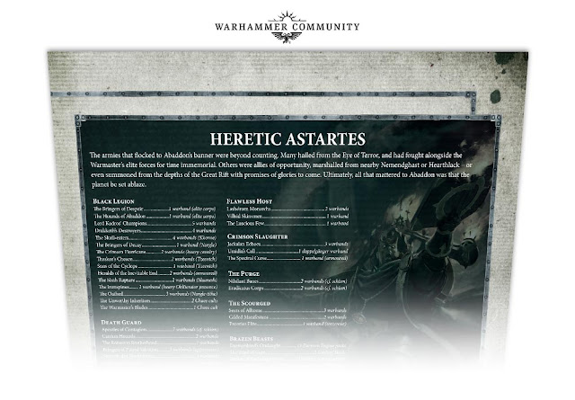 Heretic Astartes Vigilus