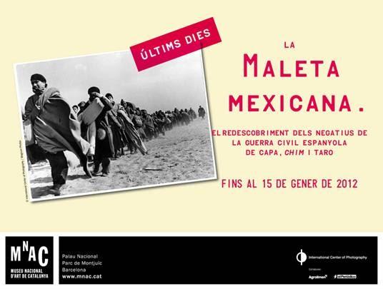 """Últimos días de """"La Maleta Mexicana"""" en el MNAC"""